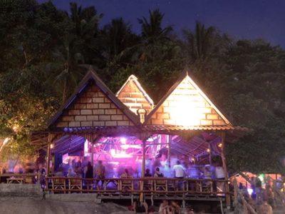 Eden Garden Party Koh Phangan, Thailand