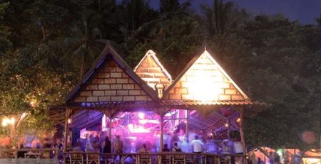 Eden Garden Party Koh Phangan, Thailand