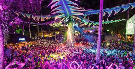 Half Moon Party Koh Phangan 2020